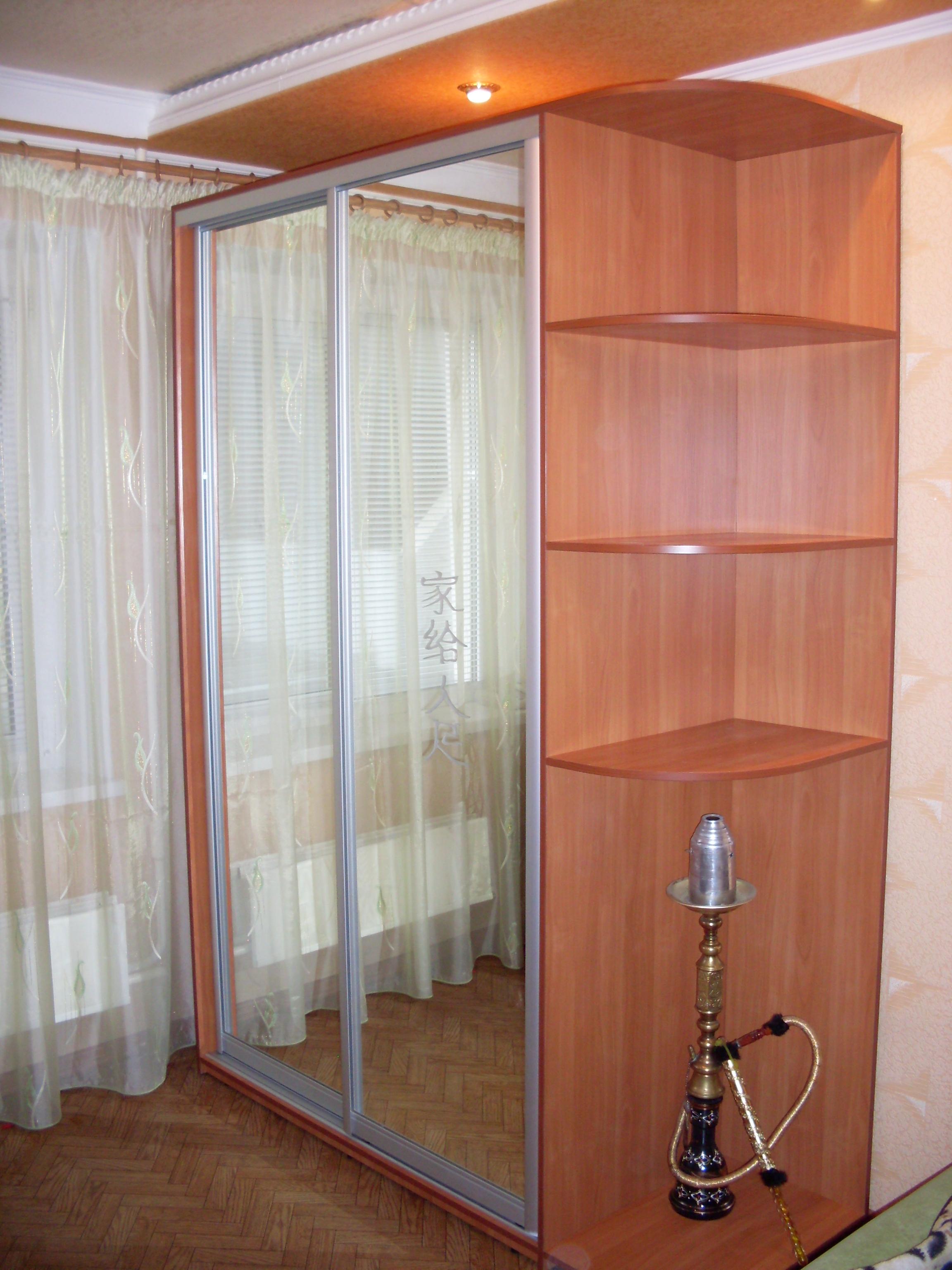 Шкафы купе под заказ в Севастополе