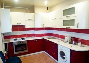 Кухни на заказ в Севастополе. Встроенные, модульные кухни Севастополь
