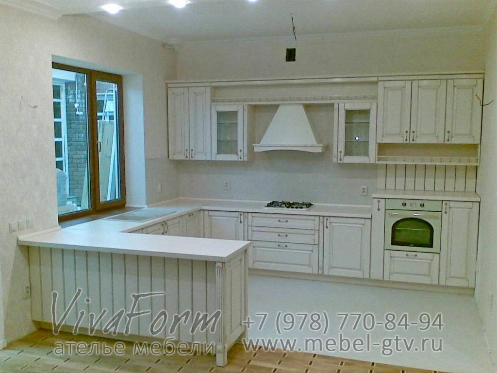 Купить модульную кухню в Севастополе
